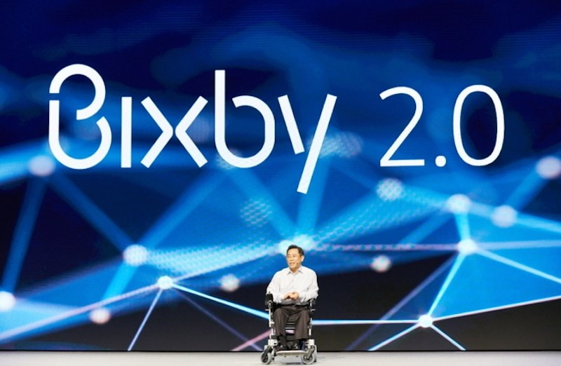 Samsung Unveils Bixby 2.0 With Ambitions to Take on Amazon's Alexa