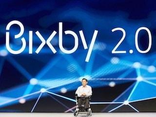 Samsung Unveils Bixby 2.0 With Ambitions to Take on Amazon's Alexa