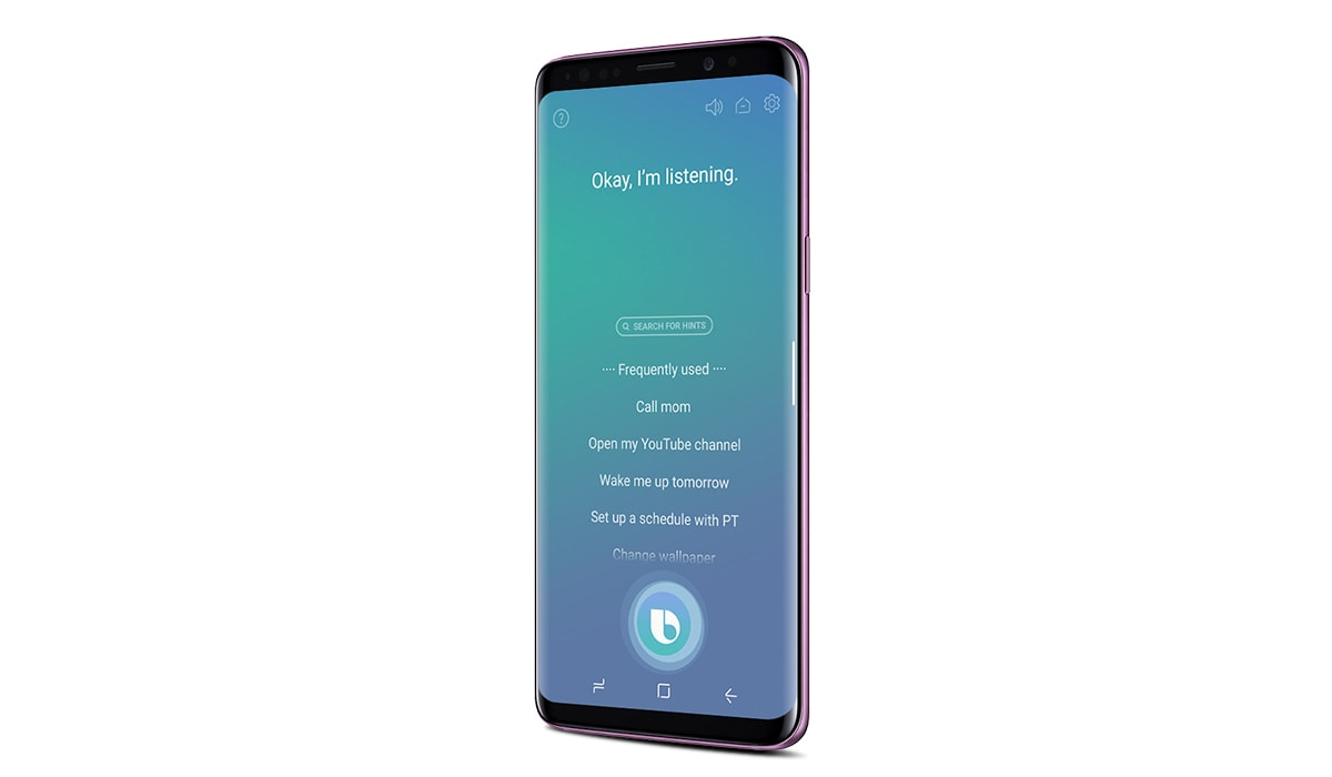 Samsung S Bixby Voice To Stop Supporting Android Nougat