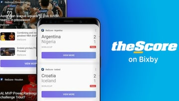 Samsung Brings Sports Scores, News to Bixby By Partnering