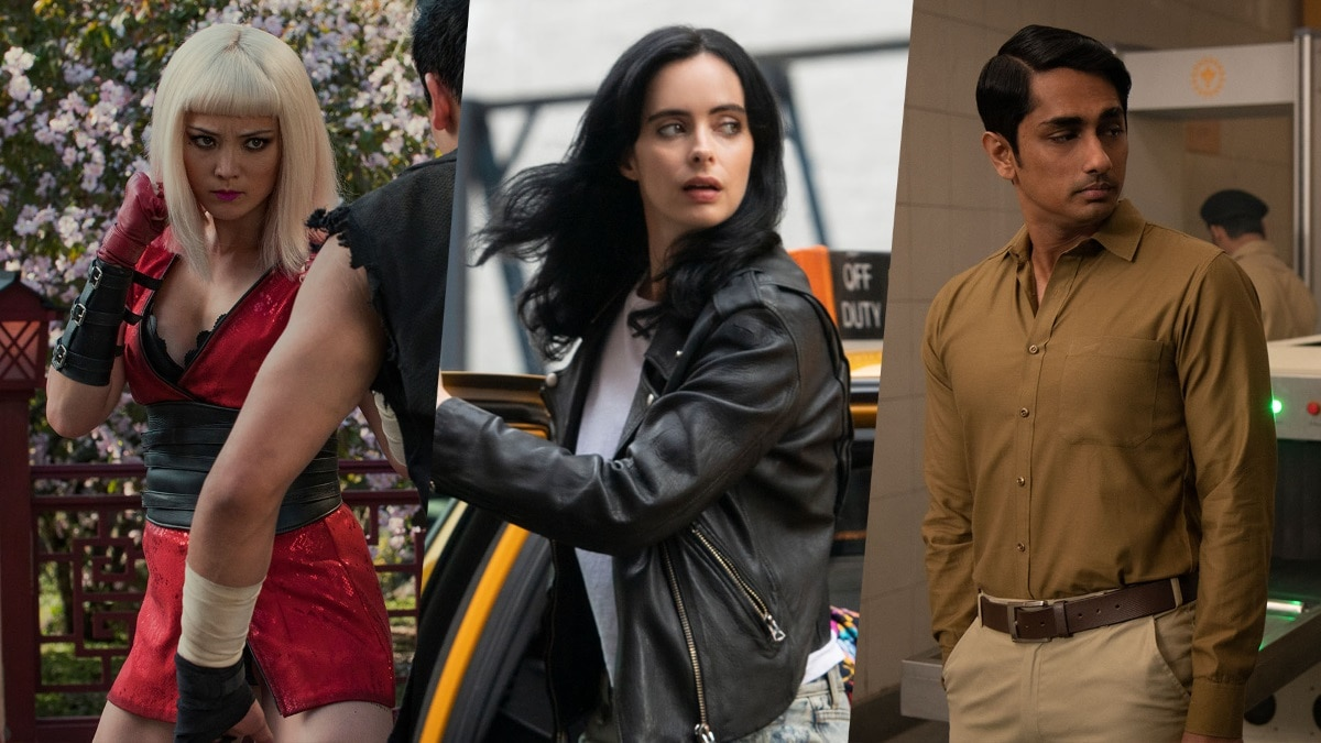 Black Mirror, Jessica Jones, Leila, and More on Netflix in June 2019