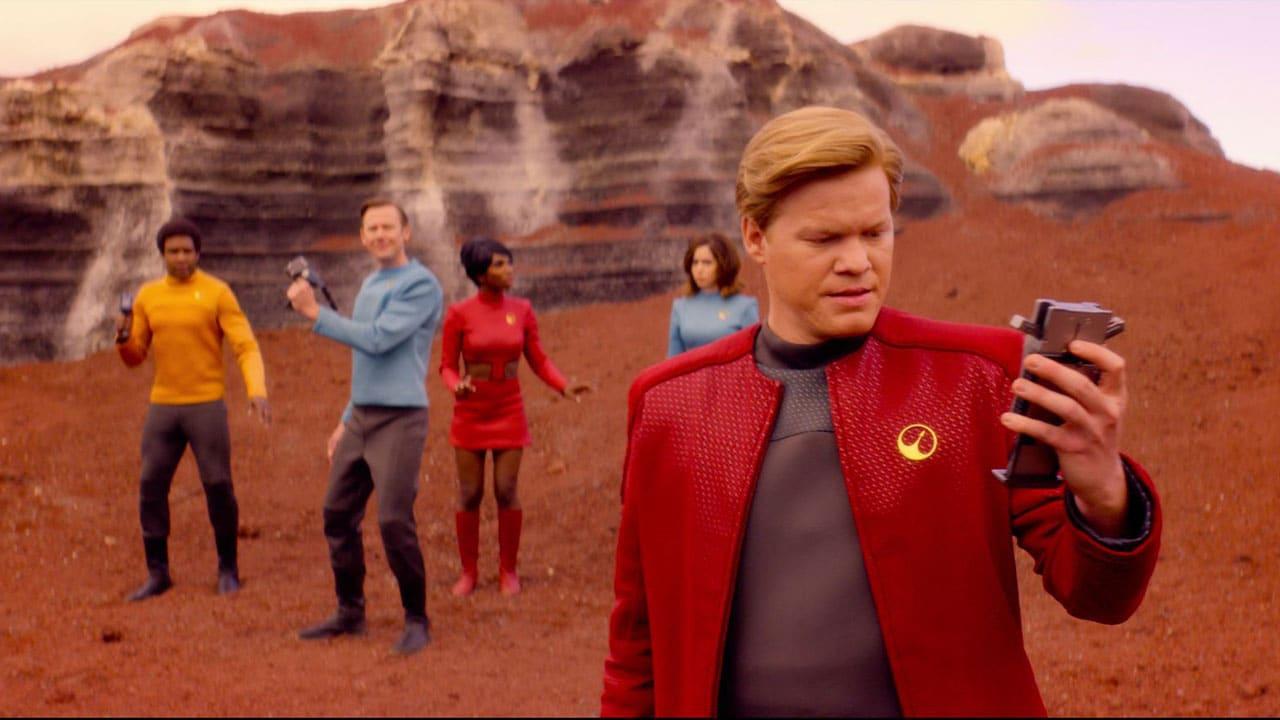 Black Mirror Season 4 Episode 1 'USS Callister' Shows How Technology Enables Creeps