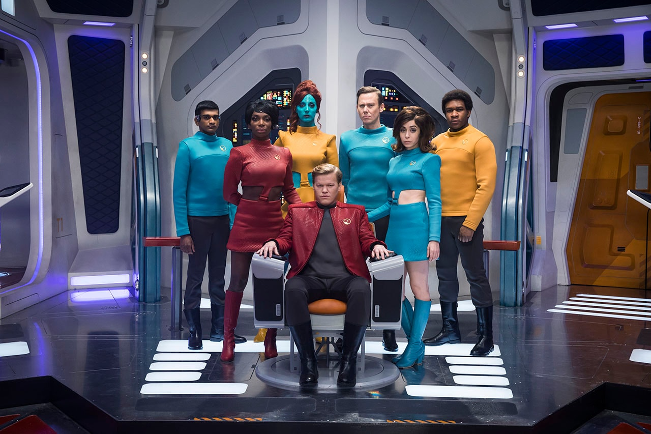Black Mirror Is Bigger, More Violent in Season 4