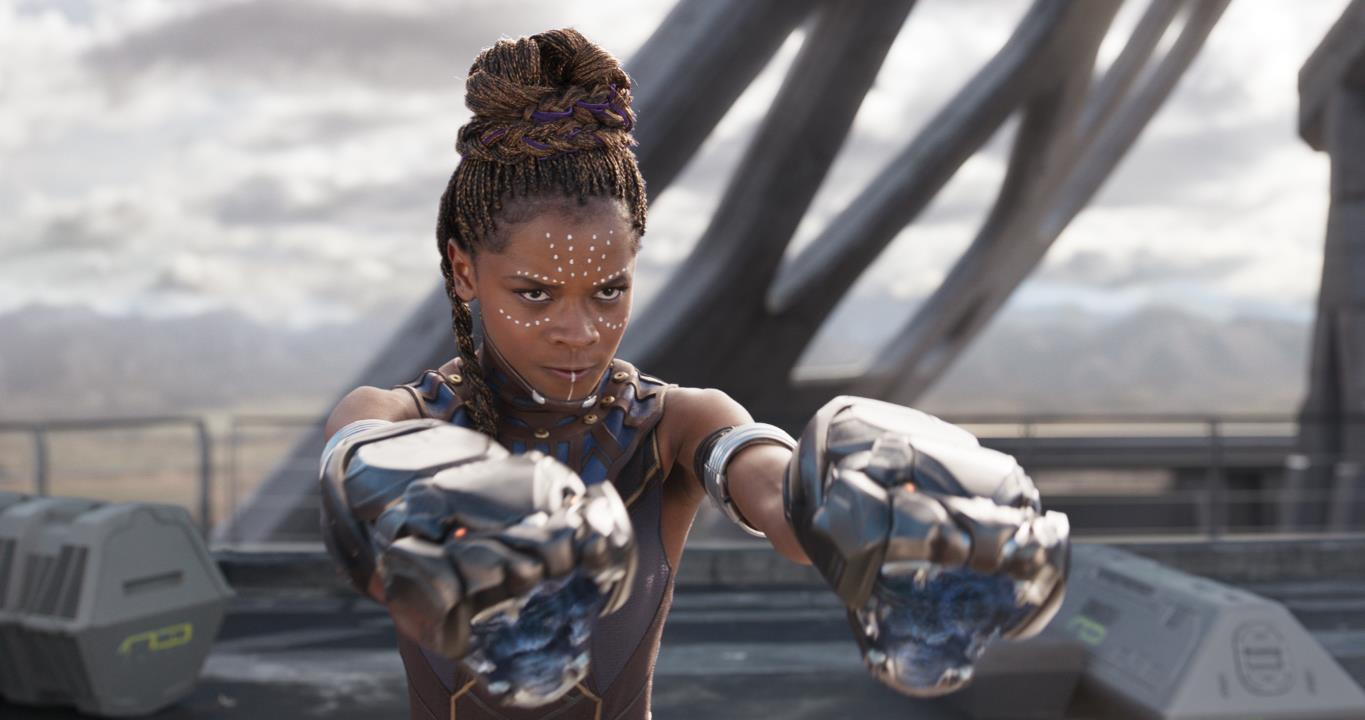 black panther shuri letitia wright Black Panther