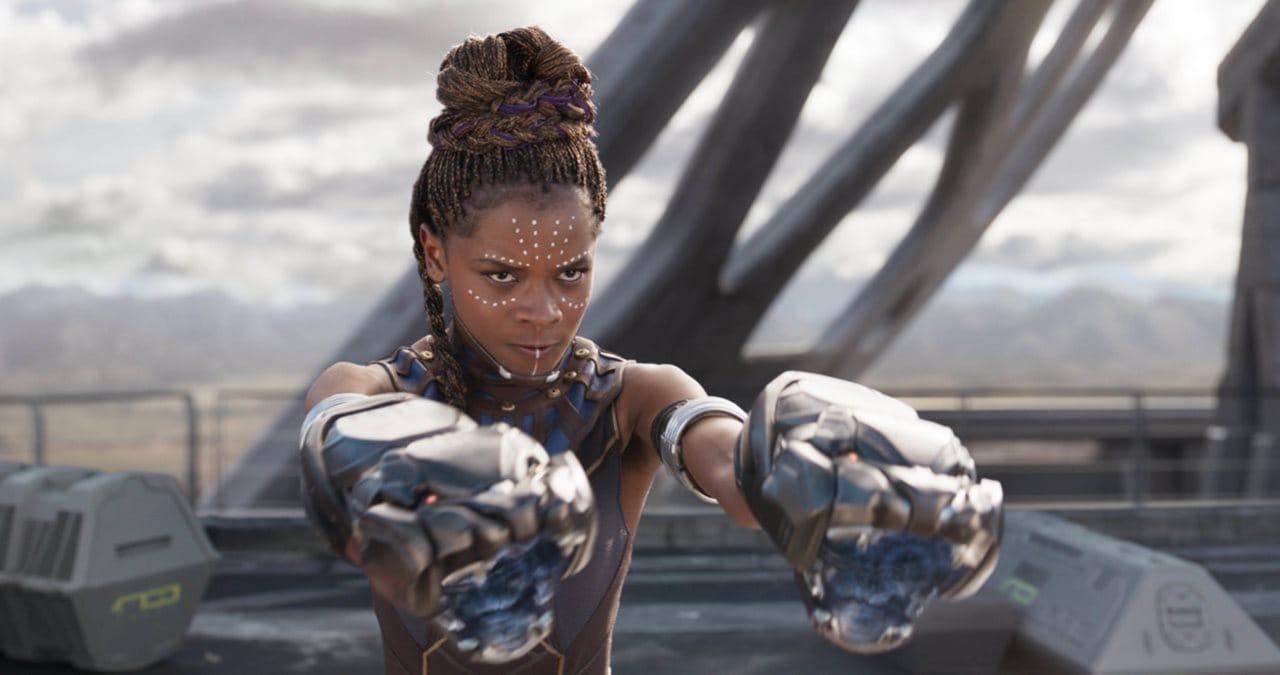 black panther shuri Black Panther