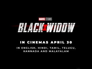New India Release Date Announced for Black Widow Movie