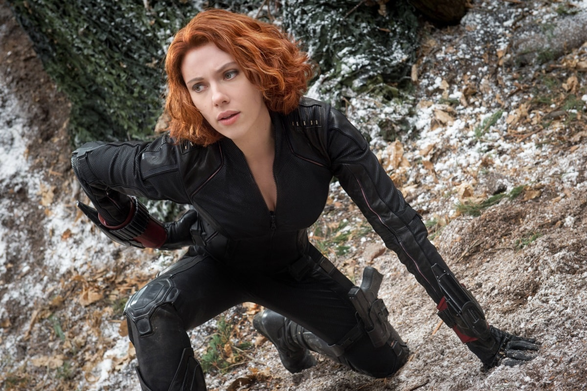 black widow scarlett johansson Black Widow Age of Ultron