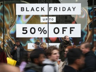 Black Friday Smartphone Sales Dominance Adobe Gartner Reports
