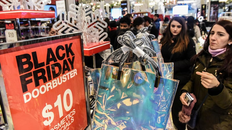 Black Friday Sale 2018 More Us Shoppers Chose The Computer Over The Mall Technology News