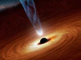 Scientists Set to Unveil First Picture of a Black Hole