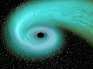 Astrophysicists Detect Black Hole-Neutron Star Mergers For The First Time