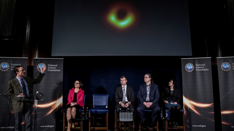 Black Hole Image Is Beautiful and Profound, but It Doesn't Tell Us Much