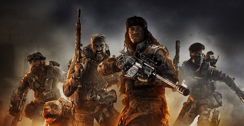 Call of Duty: Black Ops 4 Is the Most Satisfying Call of Duty In Years