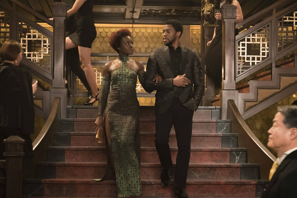 Black Panther II 'So Respectful' of Chadwick Boseman Loss, Lupita Nyong'o Says