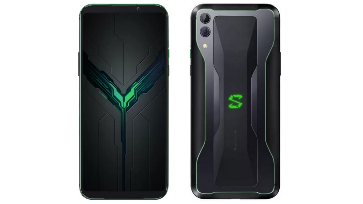 , Black Shark 2 to Go on Sale for First Time Today at 12 Noon Via Flipkart: Price, Specifications, Sale Offers, Next TGP