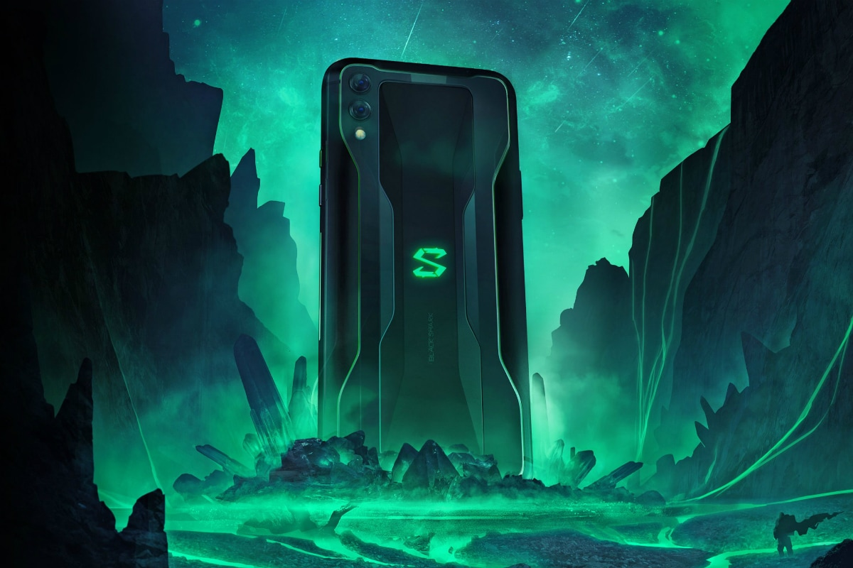 Black Shark 2 Gaming Smartphone to Be Available in India via Flipkart, Teaser Tips