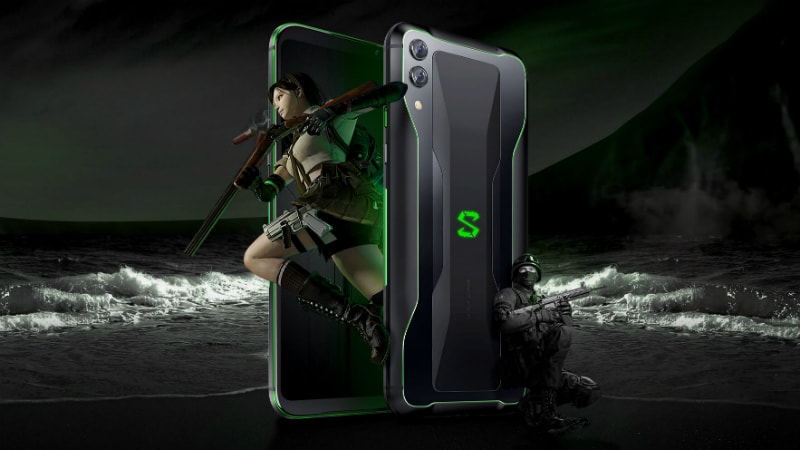 Black Shark 2 Gaming Phone With Snapdragon 855 SoC Launched
