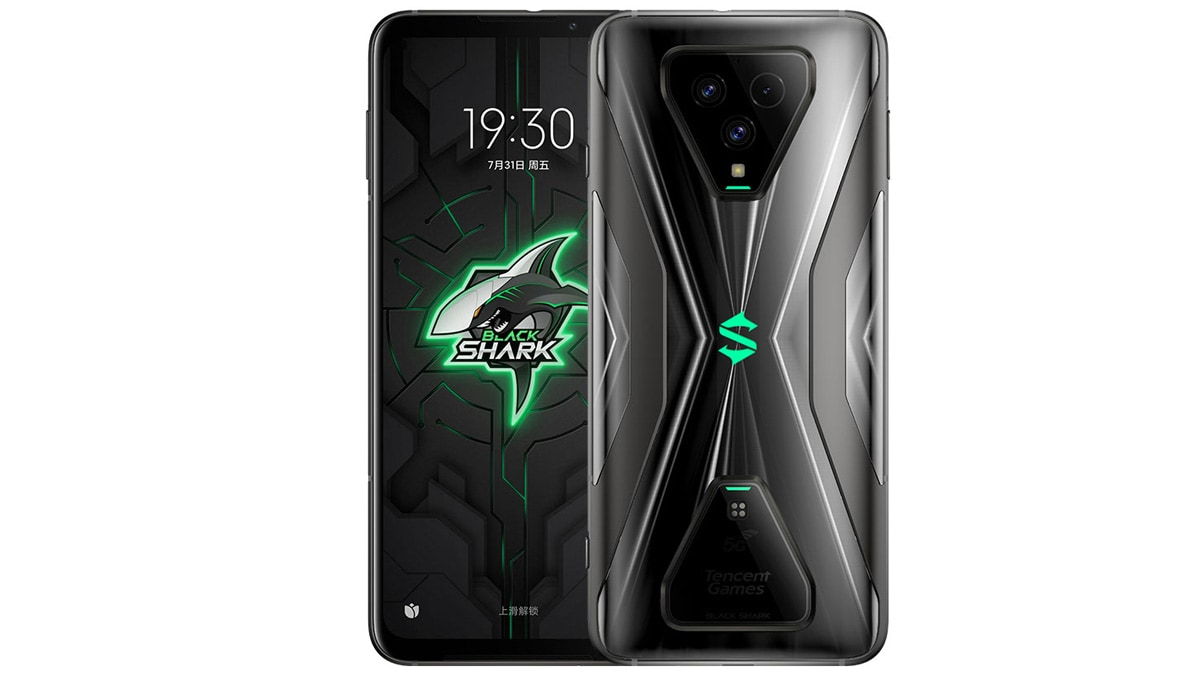 Black Shark 3S Gaming Smartphone With 120Hz Display, Snapdragon 865 Launched: Price, Specifications