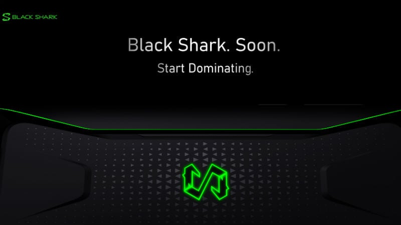 Xiaomi Black Shark Helo Teaser Sent to Early Supporters; Hints at November 9 Global Launch