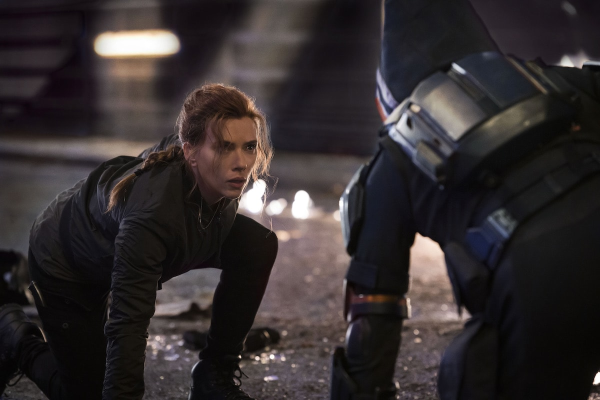 Watch the New Trailer for Marvel's Black Widow