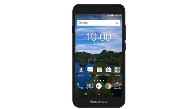 BlackBerry Aurora With Android 7.0 Nougat, Snapdragon 425 SoC Launched