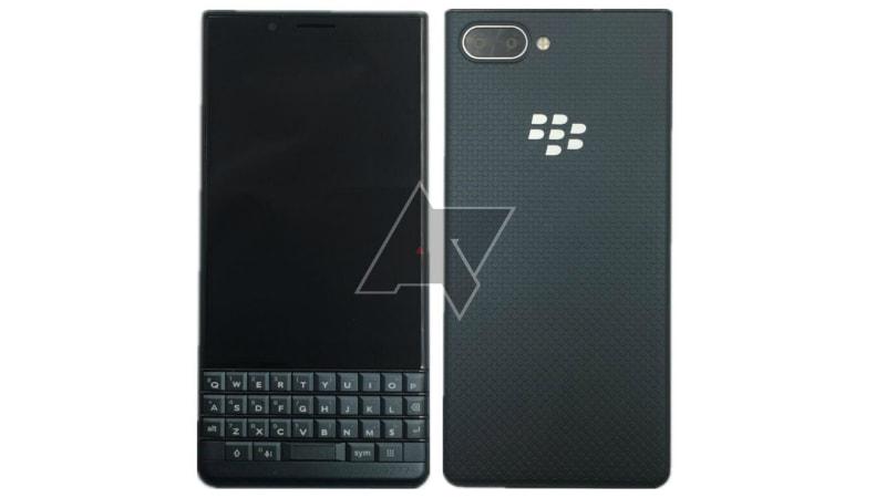 BlackBerry KEY2 LE or KEY2 Lite Teased Ahead of Launch