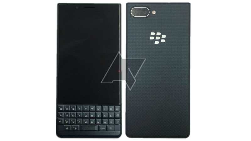 BlackBerry KEY2 LE Gets Its Design Renders, Specifications Leaked
