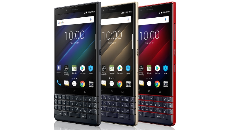 BlackBerry KEY2 LE With Snapdragon 636 SoC, 3,000mAh Battery Launched: Price, Specifications, Features