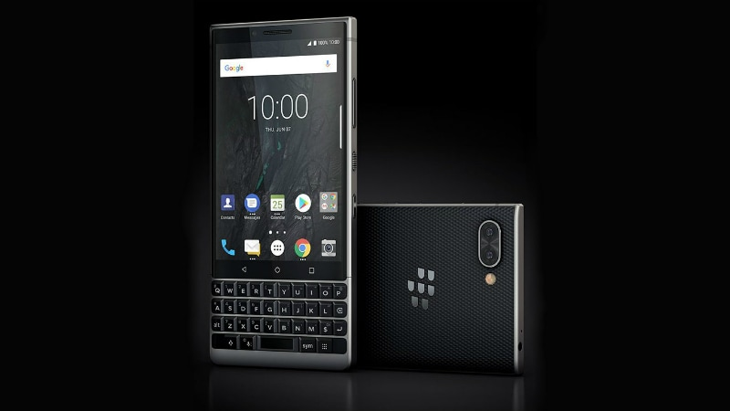 BlackBerry KEY2 Price, Complete Specifications Leaked Ahead of Tomorrow's Launch