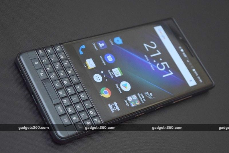 BlackBerry Key2 LE Review   NDTV Gadgets360 com