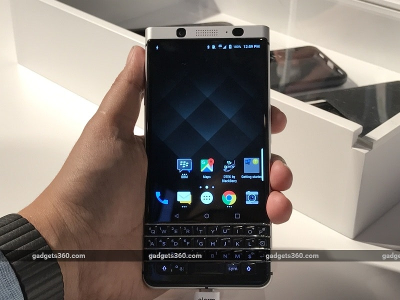 BlackBerry KEYone: Signature QWERTY Keyboard Smartphone Returns Running Android