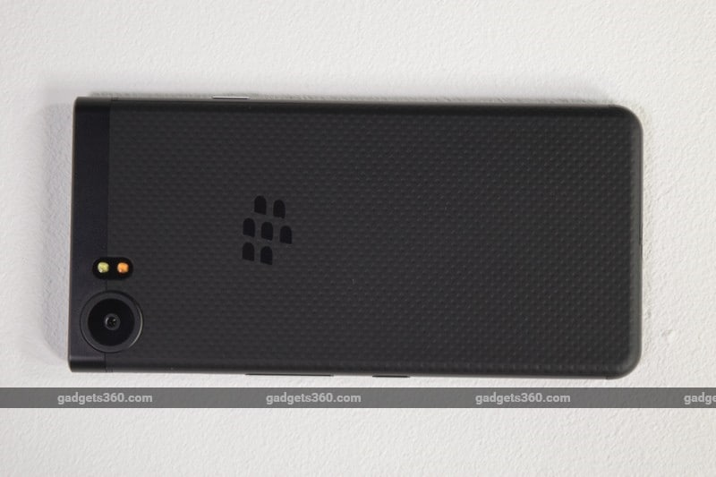 blackberry keyone rear ndtv blackberry keyone