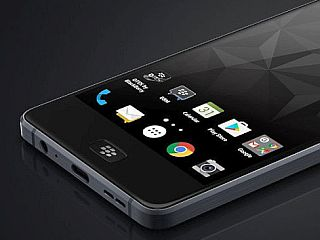 BlackBerry 'Krypton' Motion Full-Touch Android Smartphone Leaked