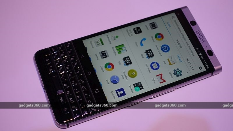 BlackBerry Mercury QWERTY Android Smartphone Set to Launch on February 25, Ahead of MWC 2017