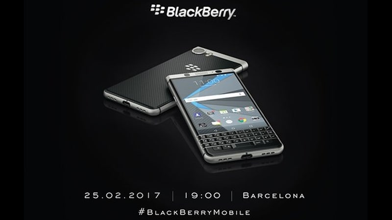 BlackBerry Mercury at MWC 2017: What You Can Expect From Tonight's Launch