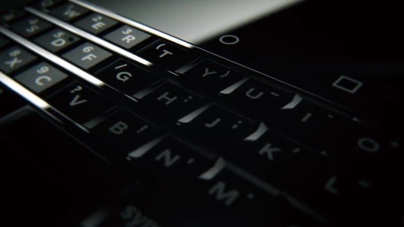BlackBerry Mercury aka DTEK70 With QWERTY Keyboard Teased on Video