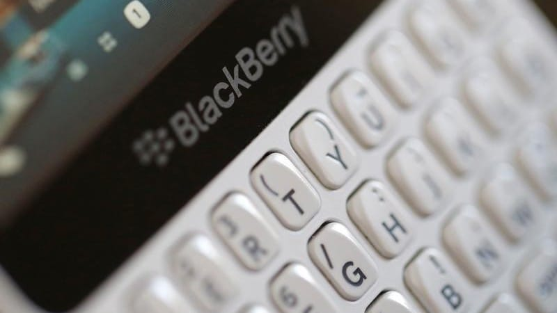 BlackBerry Posts Another Quarterly Loss as Revenue Slides