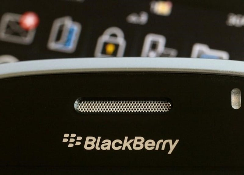 BlackBerry Unveils Mobile Security Platform for Enterprises
