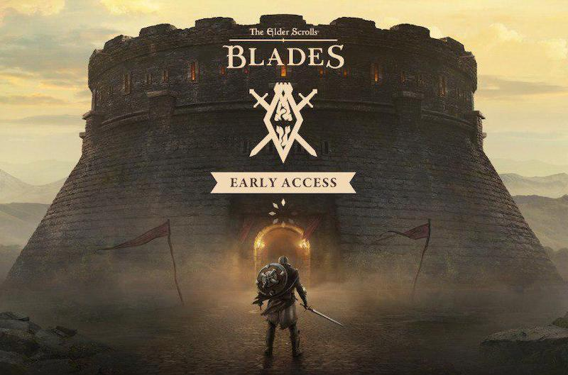 The Elder Scrolls: Blades for Android and iOS Feels Like Skyrim By Way of Clash of Clans