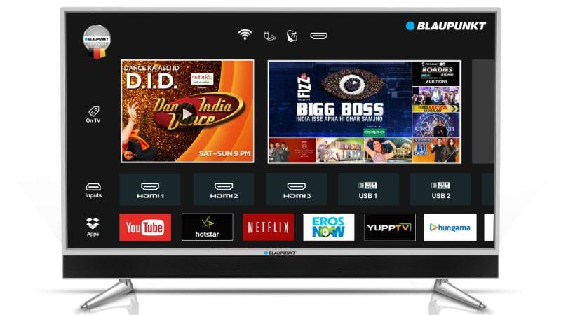 blaupunkt 4k uhd premium tv Blaupunkt