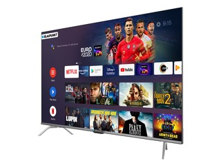 Blaupunkt 50-inch CyberSound Ultra-HD Android TV With Dolby Digital Plus Launched in India: Price, Specifications
