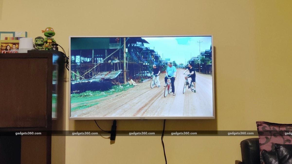 Blaupunkt BU680 4K Smart LED TV (BLA43BU680) Review