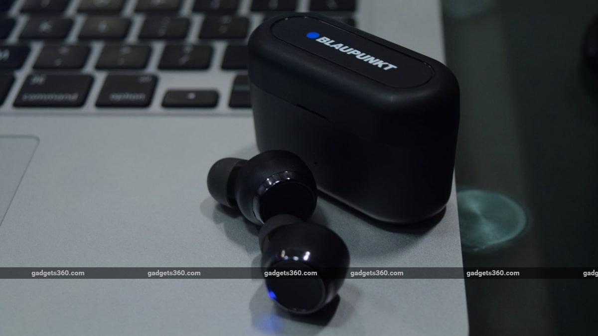 Blaupunkt BTW-01 Truly Wireless Earphones Review | NDTV