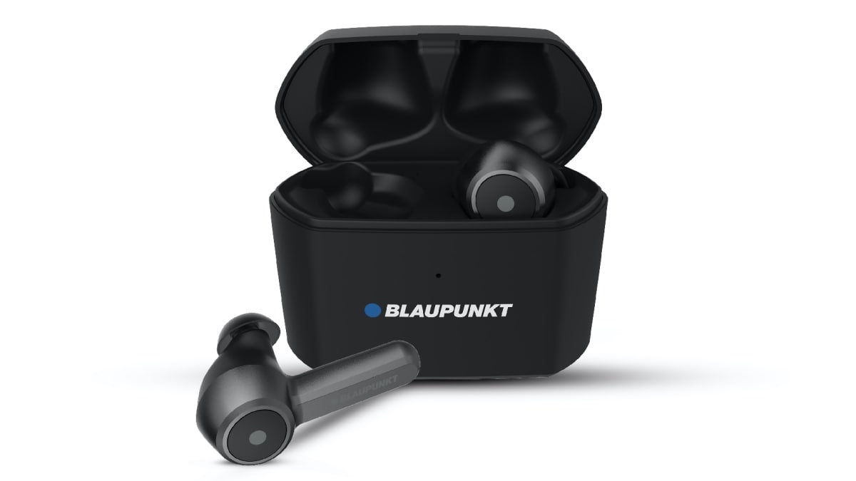 Blaupunkt BTW Pro True Wireless Earphones Launched in India, Priced at Rs. 6,999