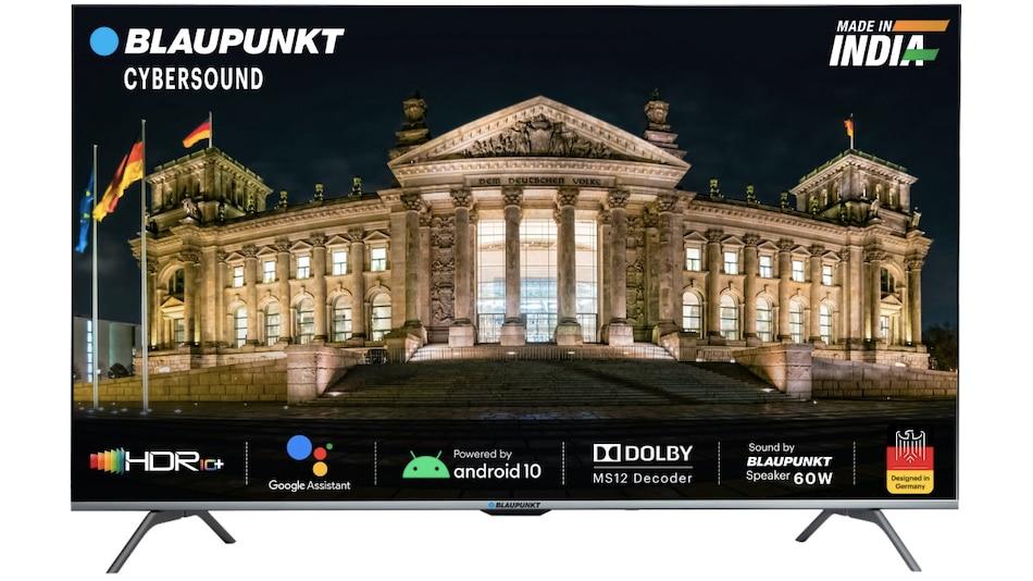 Blaupunkt ने भारत में 32 इंच से 55 इंच तक के स्मार्ट TV किए लॉन्च, कीमत 14,999 रुपये से शुरू