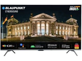 Blaupunkt CyberSound Series Smart Android TV Range Launched in India: Price, Specifications, Features