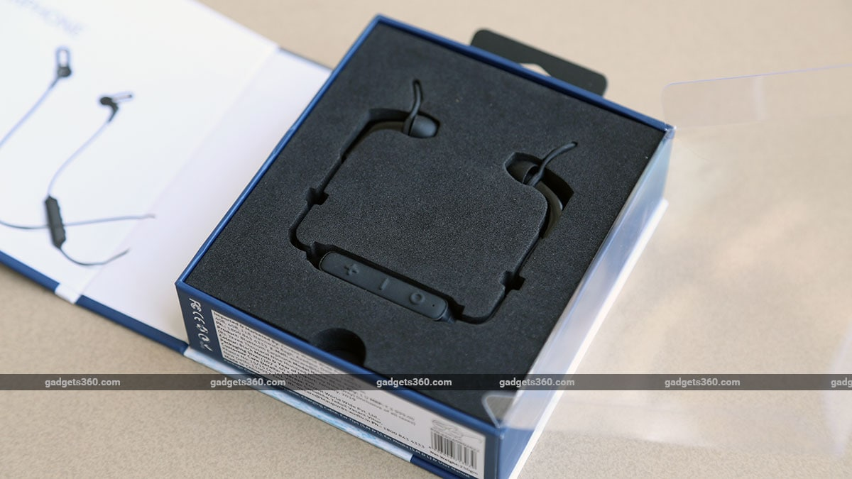 Blaupunkt Floatz Bluetooth Earphones Review | NDTV Gadgets360 com