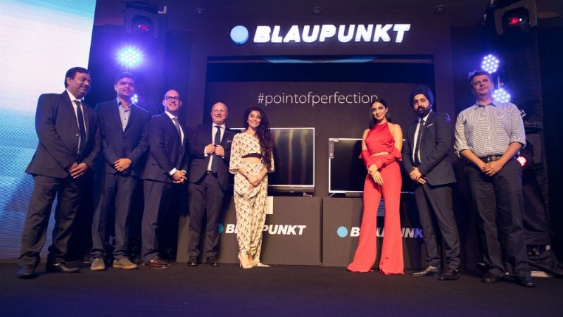 Blaupunkt Launches LED TVs in India, With AI-Based Launcher, Voice