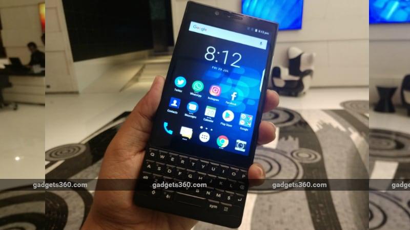 QWERTY কি-প্যাড, ডুয়াল ক্যামেরা সহ ভারতে লঞ্চ হল BlackBerry KEY2