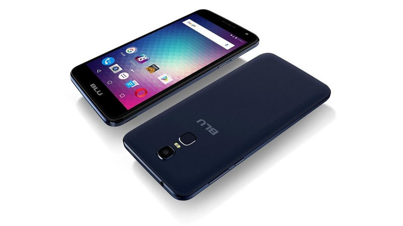 Blu Life Max With 3700mAh Battery, Fingerprint Scanner Launched